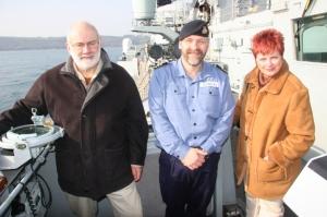 Aboard HMS Southampton