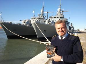 Capt Catolino, Argentinian Navy