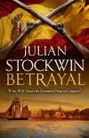 COVER Betrayal UK