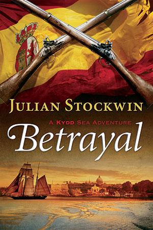 COVER Betrayal US
