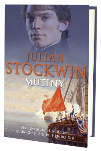 MUTINY featured the Battle of Camperdown