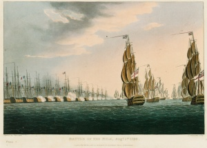 Battle of the Nile, Whitcombe