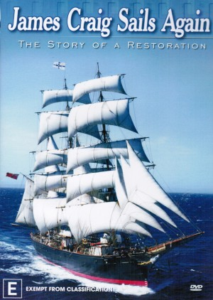 James Craig Sails Again DVD