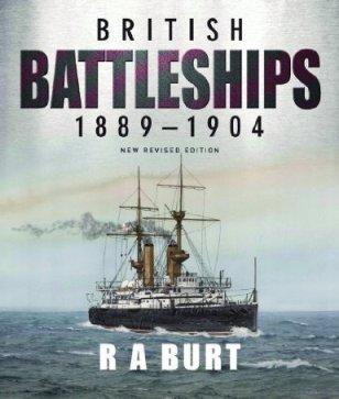 British Battleships.  1889-1904