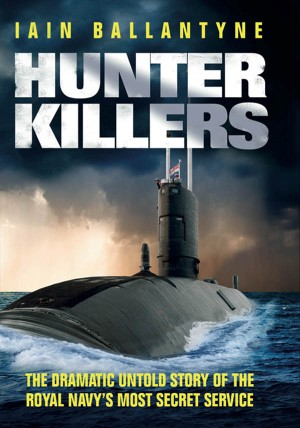 Hunter Killers is published by Orion Books
