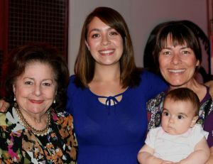 Martha Berry, four generations of the family