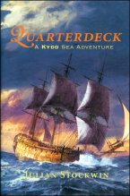 The US edition of QUARTERDECK