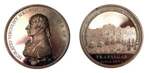 Boulton Trafalgar Medal