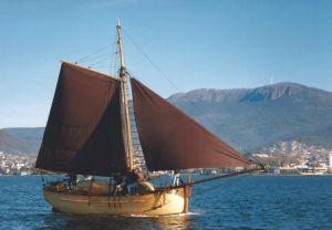 The replica Norfolk