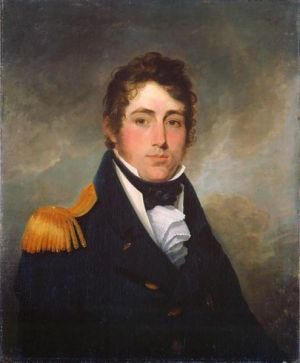 A young officer, Provo Wallis in 1813