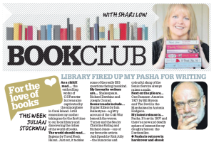 Daily Record Bookclub AOW