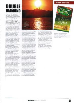 Warships Pasha and Tree review Mar 15