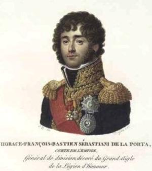 Sebastiani, French ambassador