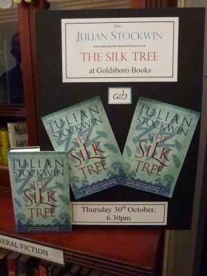 Goldsboro Books hosted the launch