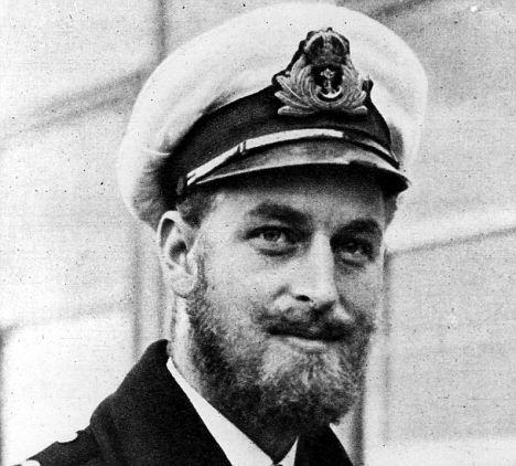 The Bearded Mariner   Julian Stockwin