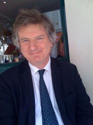 Oliver Johnson, my editor at Hodder & Stoughton