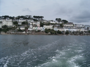 daughter3 Frontage of Fowey, above Whitehouse slip