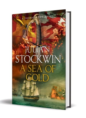 A Sea Of Gold HB_packshot