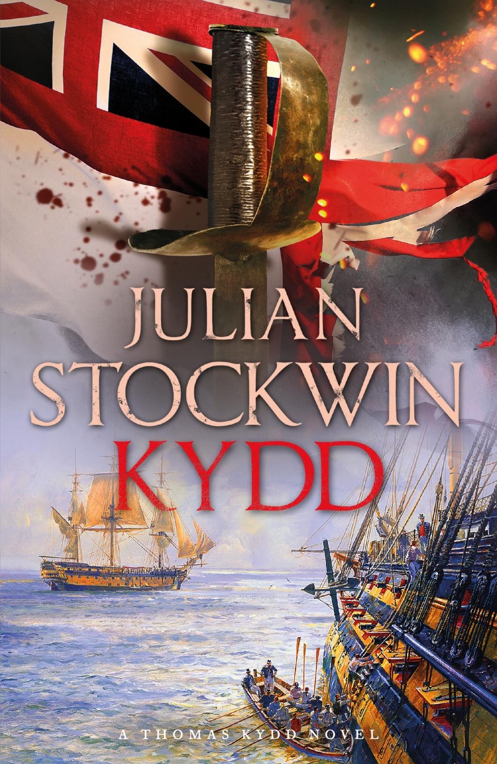 The Powder of Death by Julian Stockwin